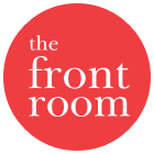 The Front Room Sticky Logo Retina