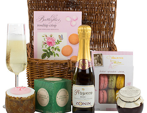 Bookers this Month Receive an Afternoon Tea Hamper